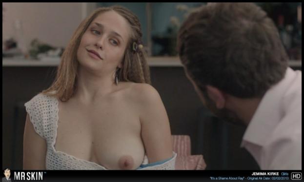 TV Nudity Report Banshee Spartacus Girls PICS