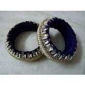 royal-blue-velvet-zardosi-bangles