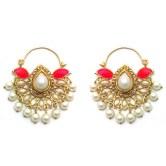 alloy-hoop-earring