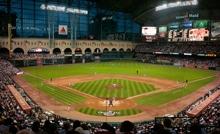 Houston Astros on Groupon