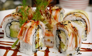 $10 for Hibachi Fare at Shogun Japanese Grill & Sushi Bar in Pearland