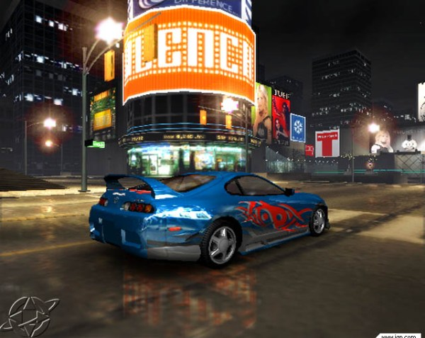 Need for Speed Underground Screenshots, Pictures ...