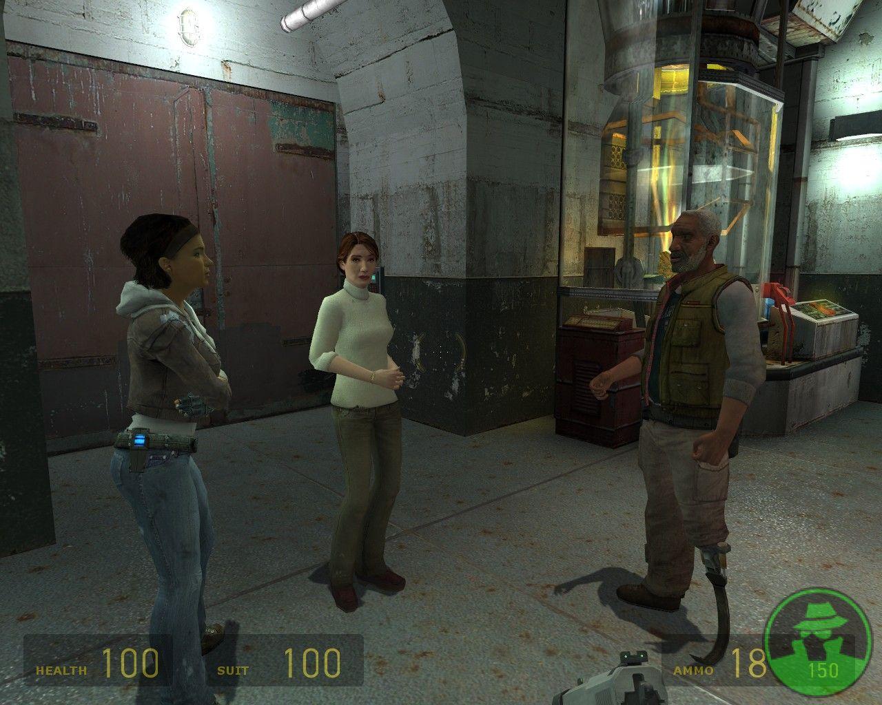 Half Life 2 Screenshots Pictures Wallpapers