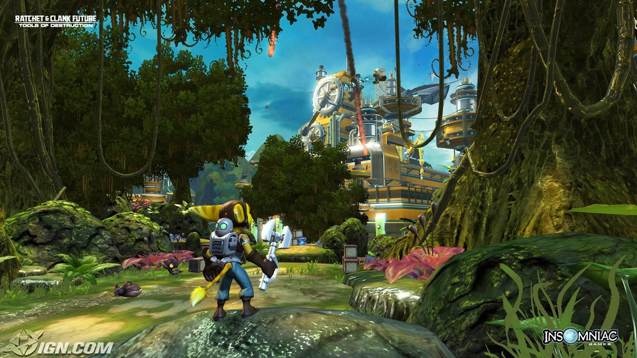 Ratchet And Clank Future Screenshots Pictures Wallpapers