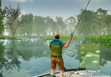 Ps4 Bass Fishing Games