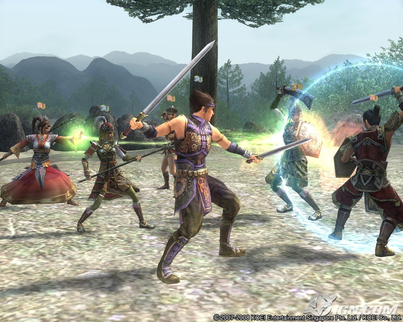 Romance of the Three Kingdoms Online Screenshots Pictures