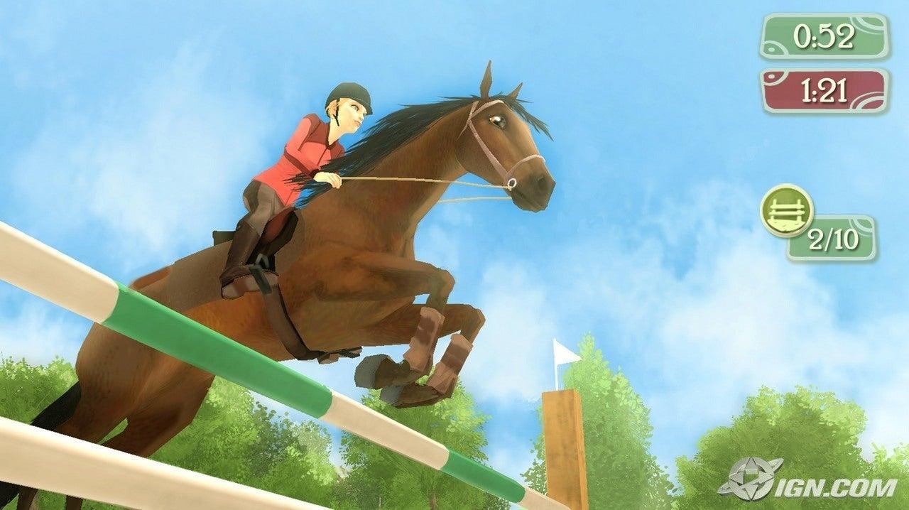 Petz Horse Club Screenshots Pictures Wallpapers Wii IGN