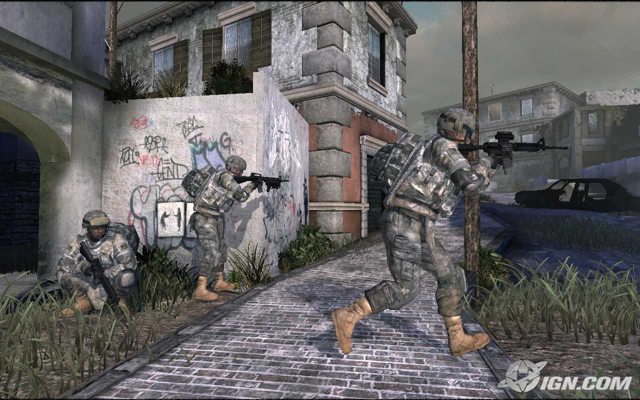 Americas Army 3 Screenshots Pictures Wallpapers PC IGN