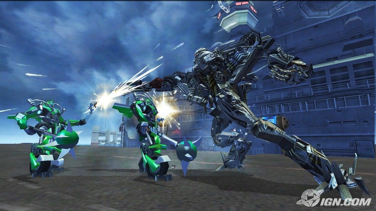 Transformers Revenge Of The Fallen Screenshots Pictures Wallpapers Wii IGN