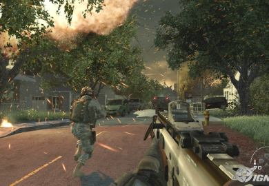 Modern Warfare 2 Screenshots Pictures Wallpapers Pc Ign