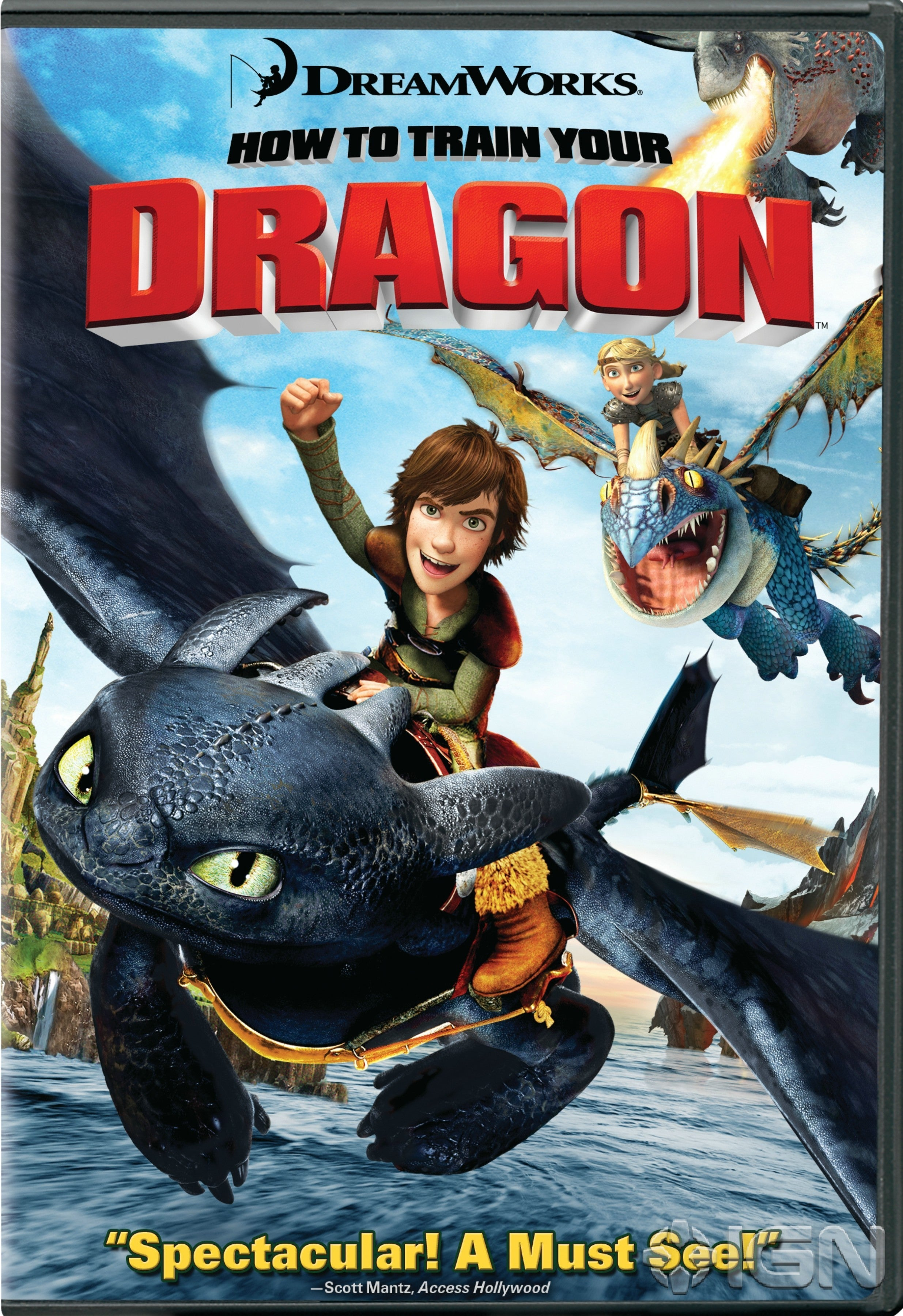 How to Train Your Dragon Pictures Photos Images  IGN