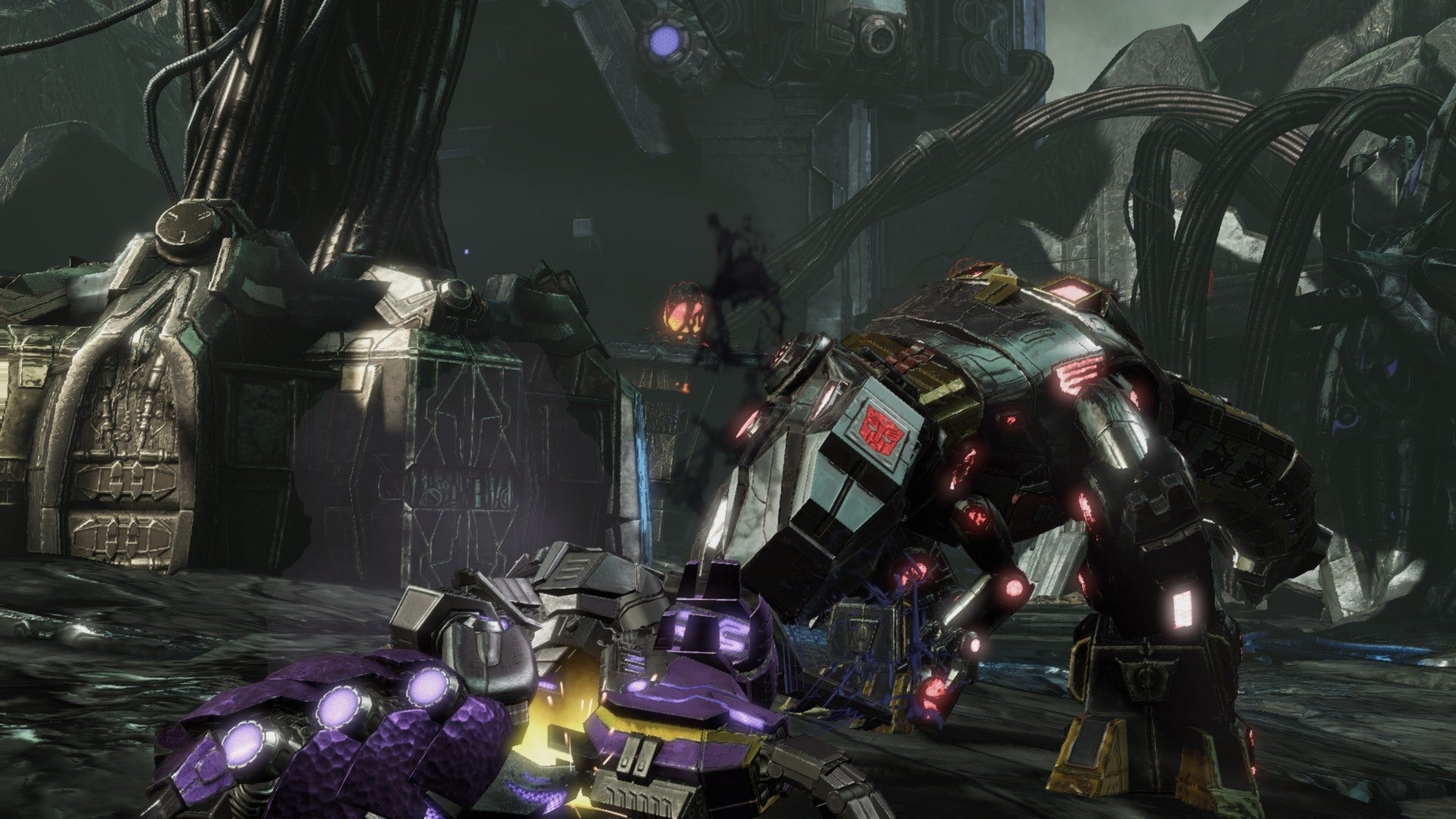 Fall Of Cybertron Wallpaper Transformers Fall Of Cybertron Screenshots Pictures