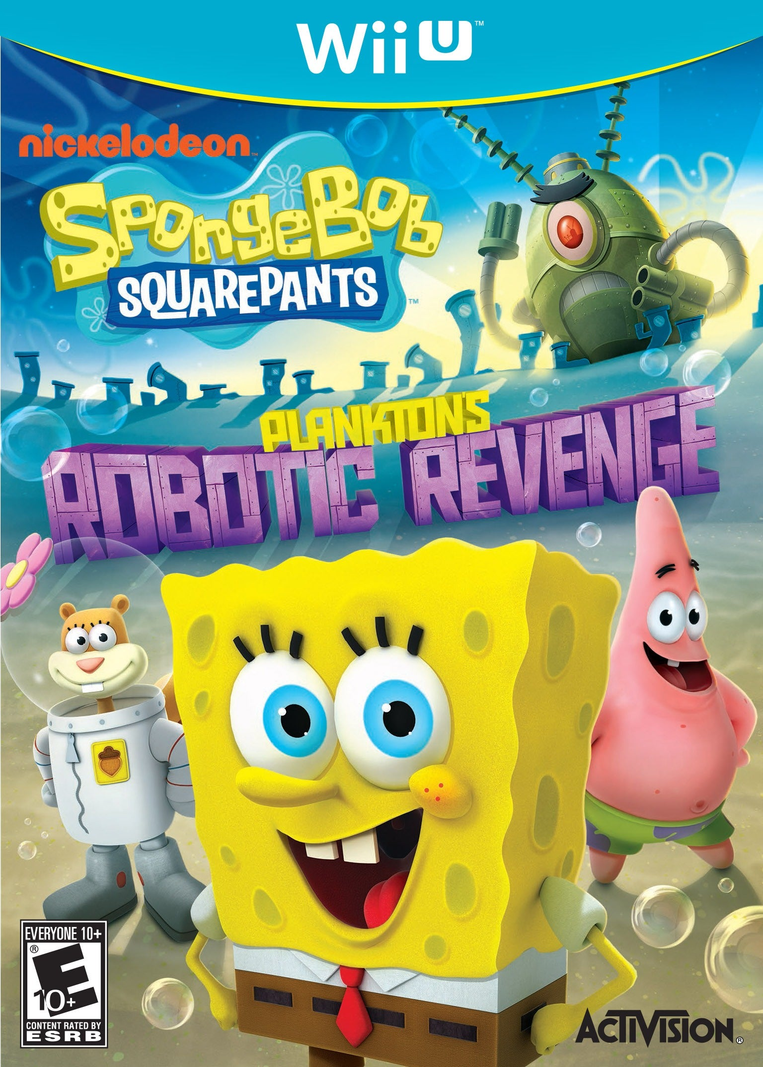spongebob squarepants plankton s