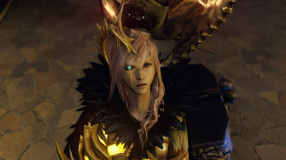 Lightning Returns Final Fantasy 13s Insane Moogle Costume IGN
