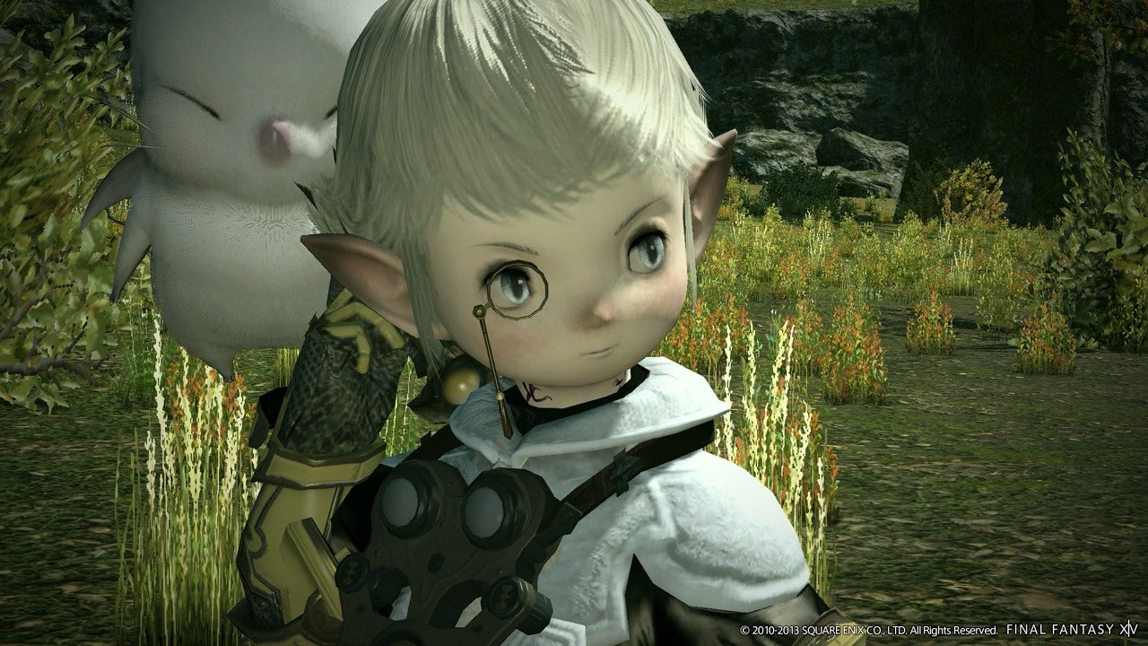 PS3 To PS4 Transfers For Final Fantasy 14 Start In April IGN