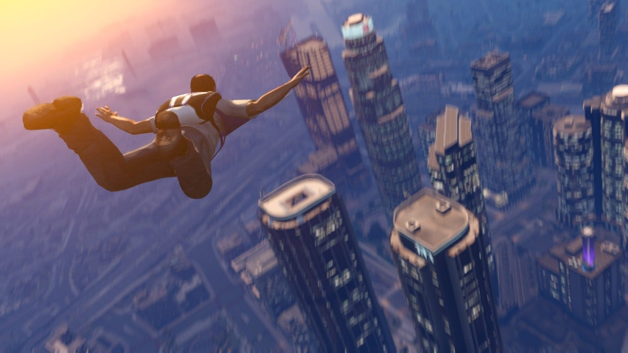 GTA 5 Source Code Alludes To Jetpack IGN