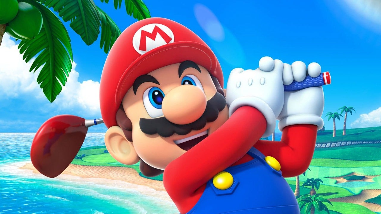 Mario Golf World Tour Review IGN