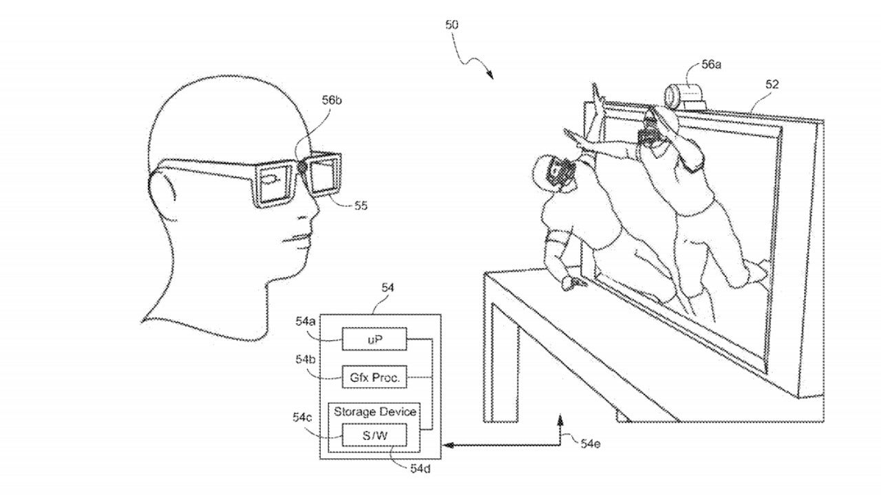 Nintendo Patents Device to Enable 3D Viewing on 2D