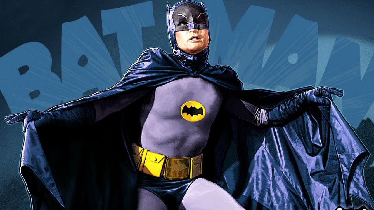 Batman Adam West as Batman in a still for Batman about Batman the TV series about Batman with Adam West as Batman who could beat Craigula.