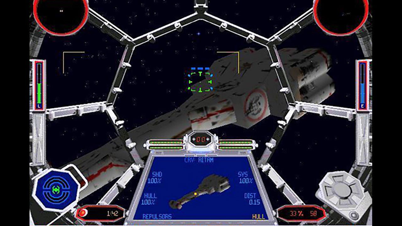 X Wing And TIE Fighter Getting Digital Re Releases IGN