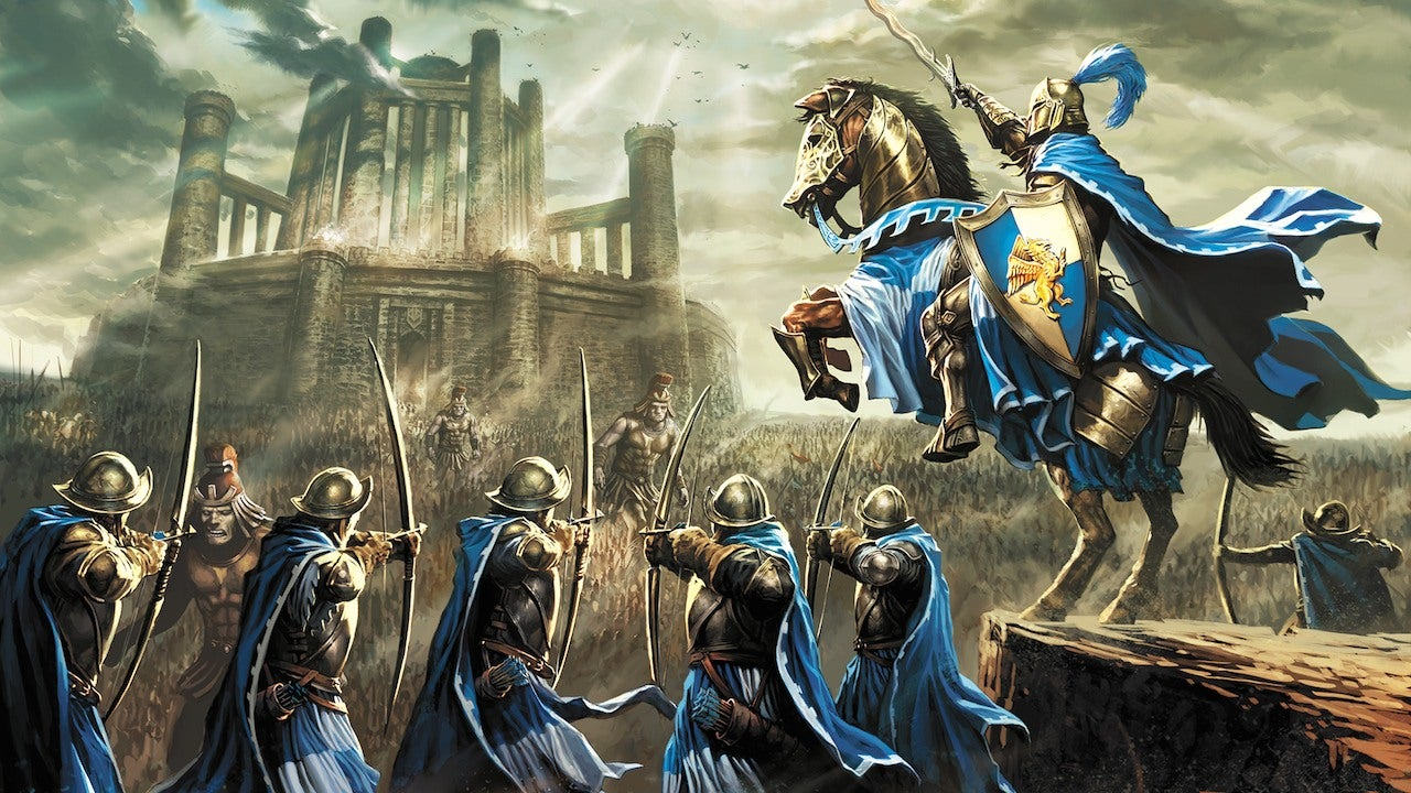 Heroes Of Might And Magic 3 HD Edition Announced IGN