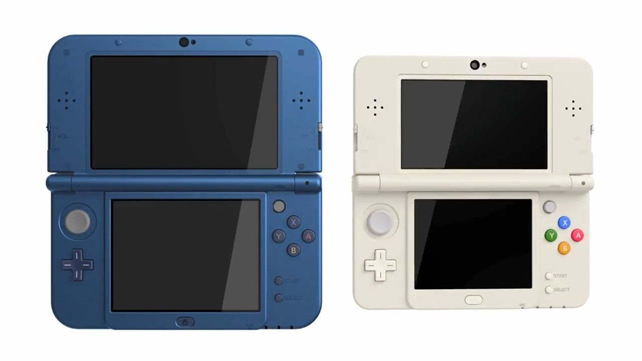 New Nintendo 3DS and 3DS XL Hit UK in February - IGN