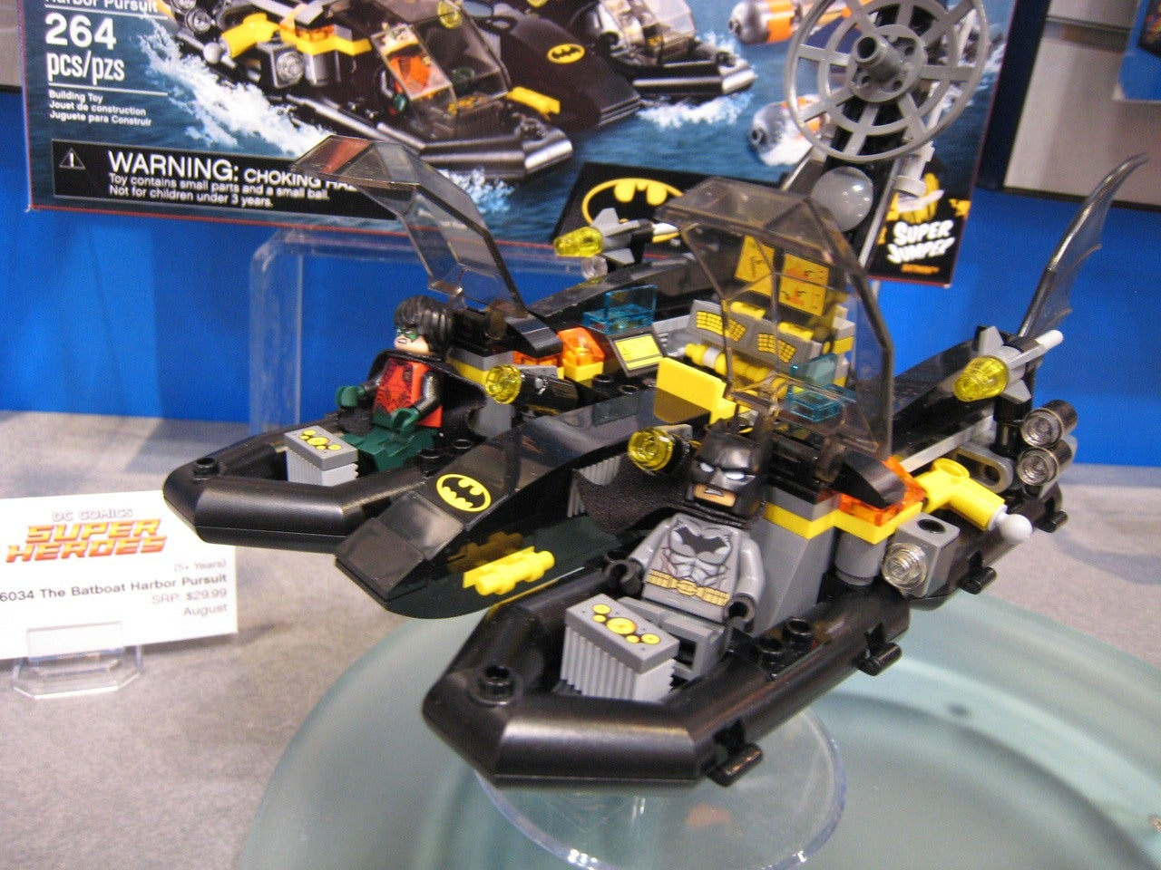 LEGO Justice League Sets Feature Harley Quinn Darkseid Scuba Robin and More  IGN