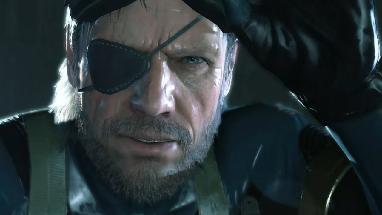 Snake Wont Really Speak Much At All In Metal Gear Solid