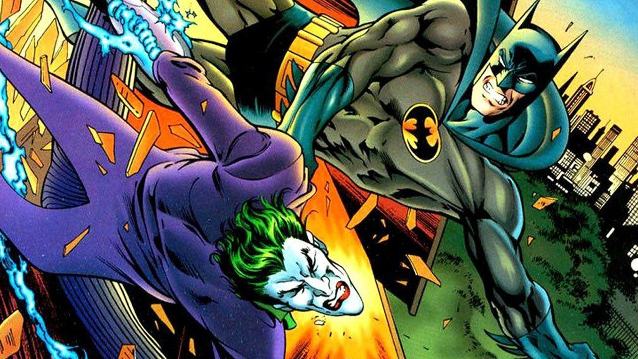 Image result for joker vs batman