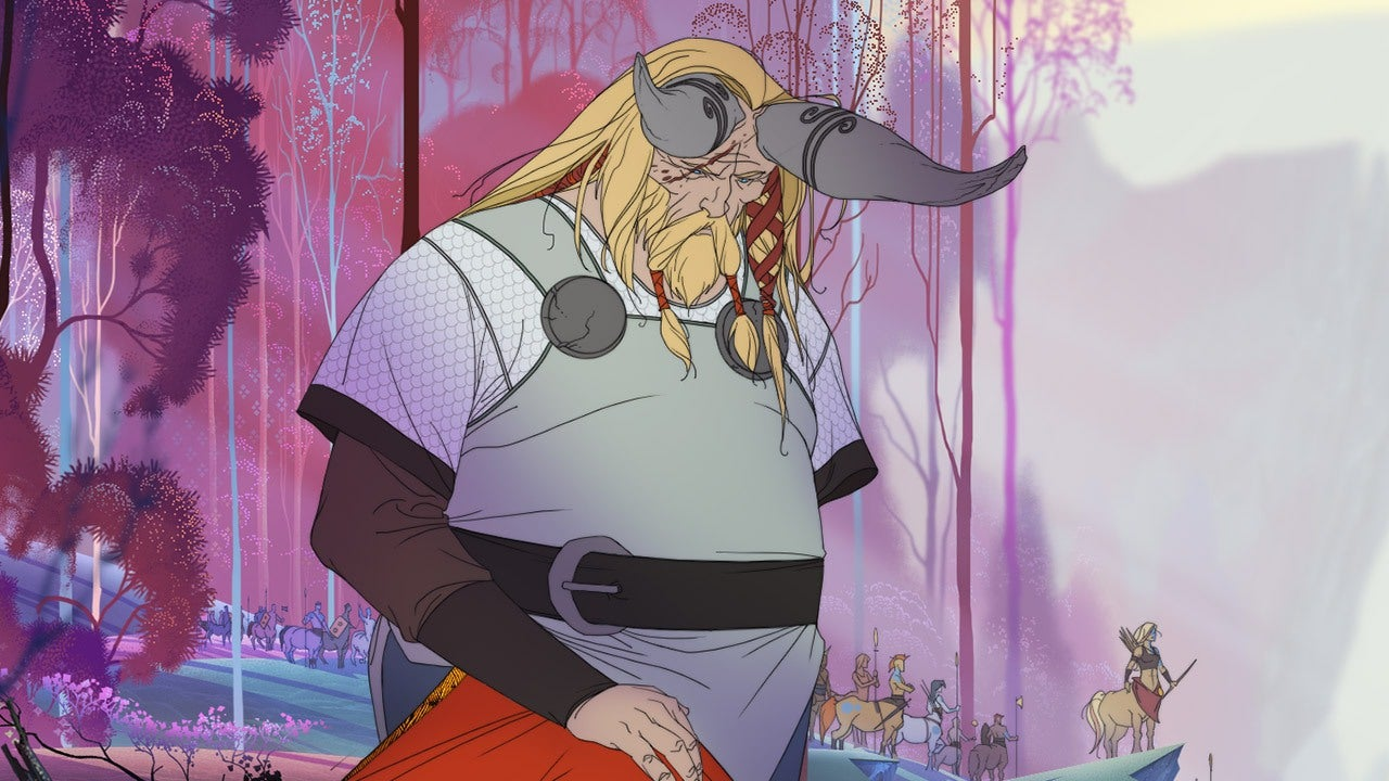 E3 2015 Making Harder Choices In The Banner Saga 2 IGN
