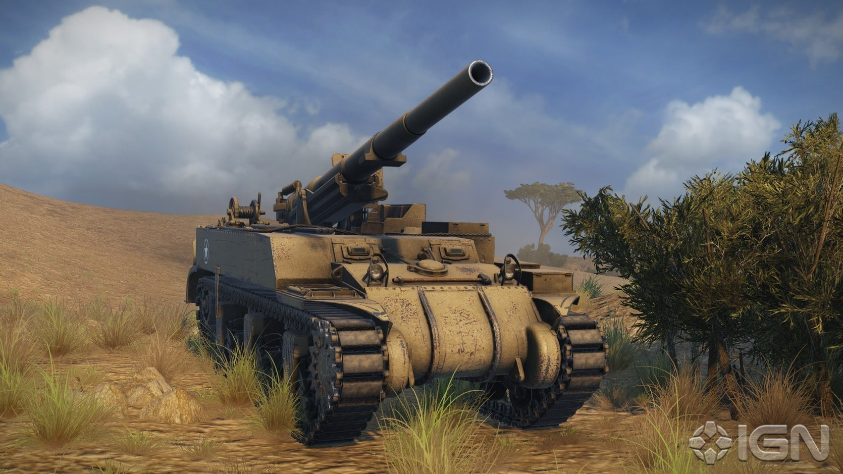 World Of Tanks Gets Beautiful Xbox One Makeover Ign
