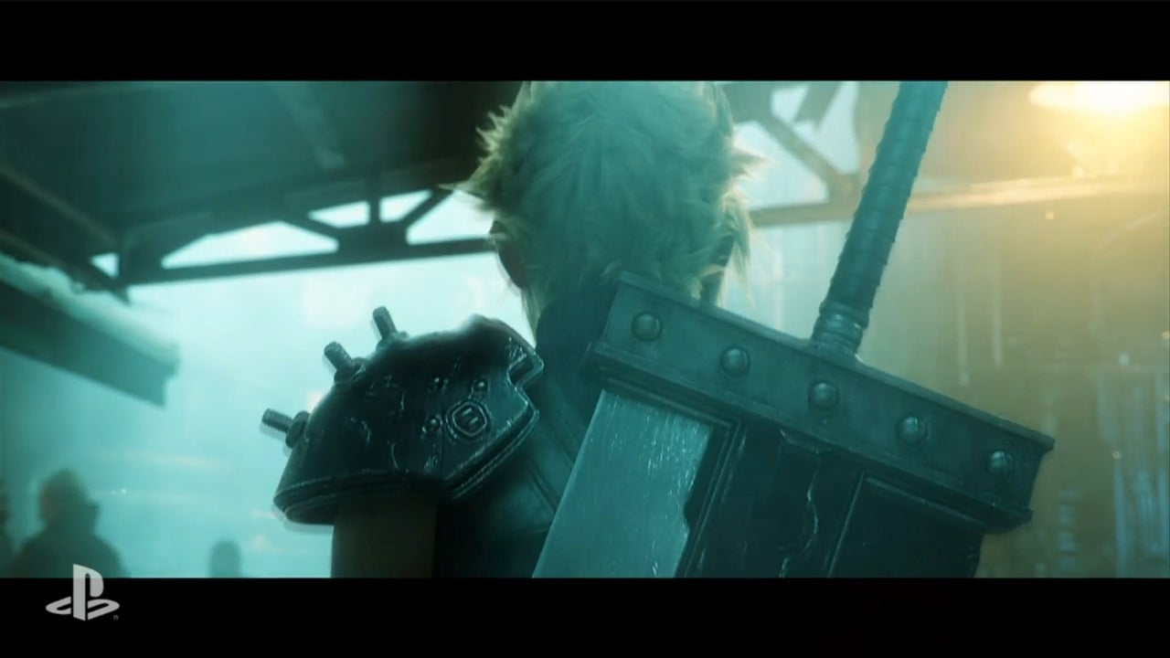 E3 2015 The Final Fantasy 7 Remake Is Finally Happening IGN
