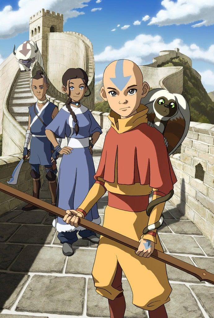 Avatar The Last Airbender Unaired Pilot Watch Online : avatar, airbender, unaired, pilot, watch, online, Unaired, Avatar:, Airbender, Pilot, Episode, Released