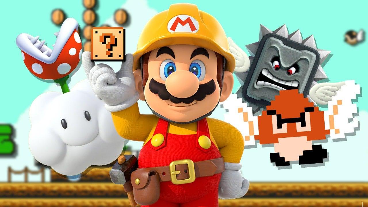 Super Mario Maker Review IGN