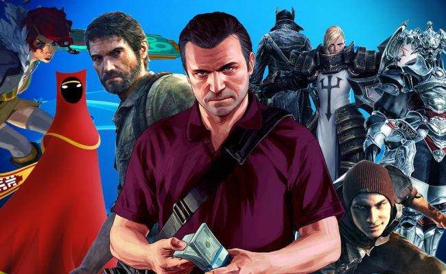 Ign S Top 25 Playstation 4 Games Ign