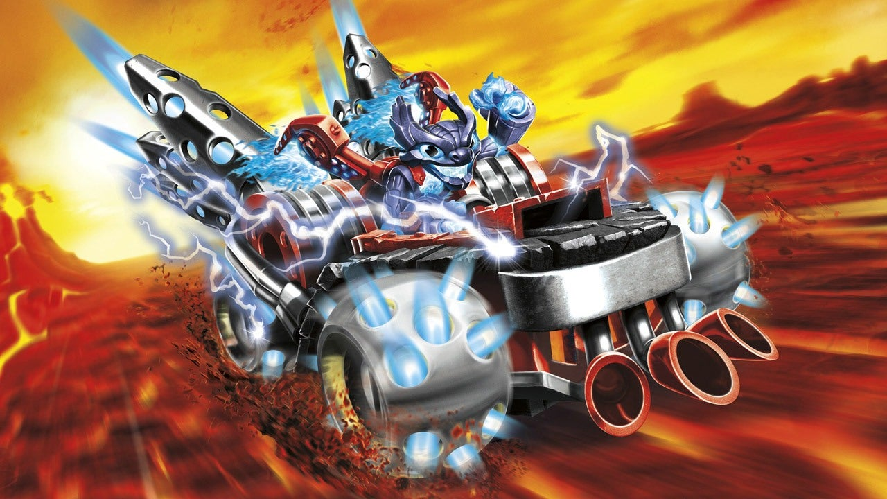 Skylanders SuperChargers Review IGN