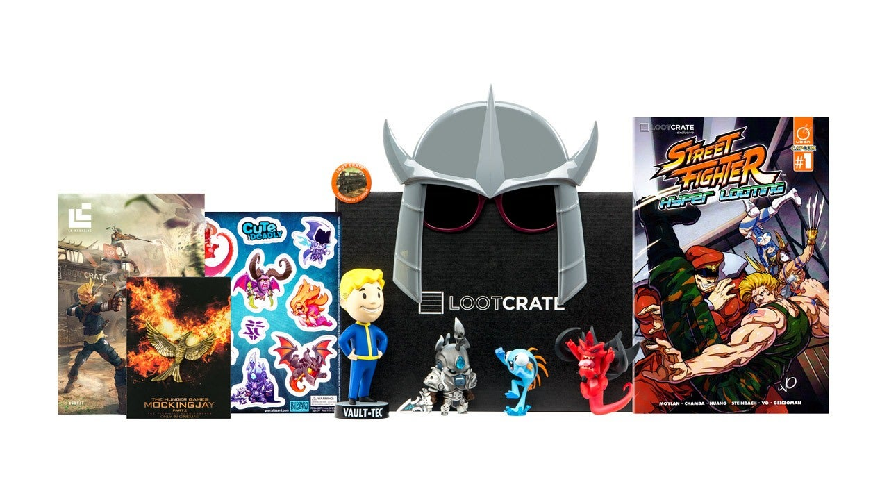 Loot Crate Introduces A New Subscription Service Aimed At