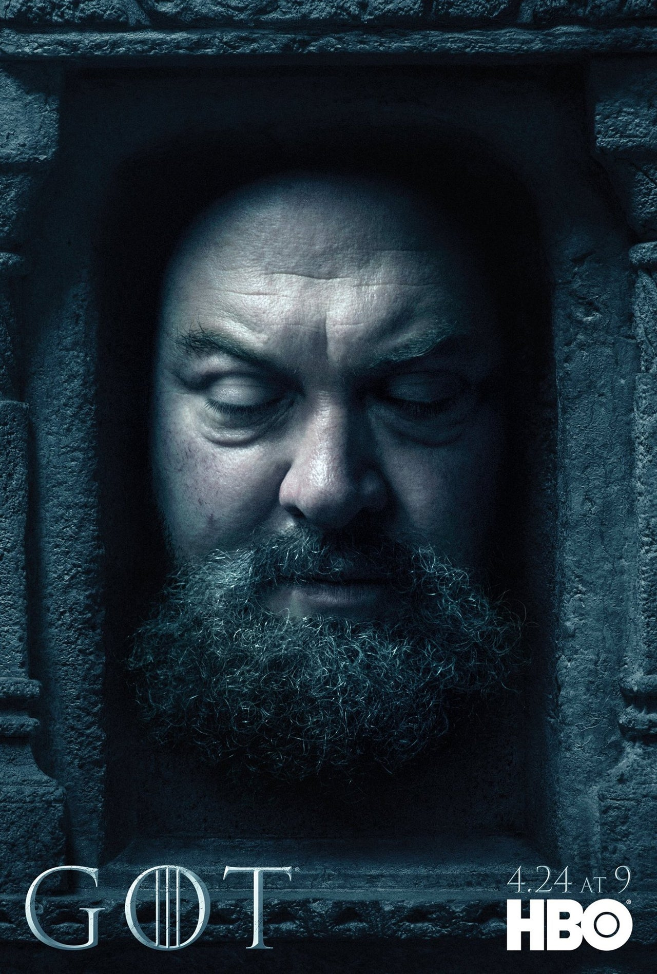 Game of Thrones: Season 6 Character Poster Puts Catelyn Stark Front and Center - IGN