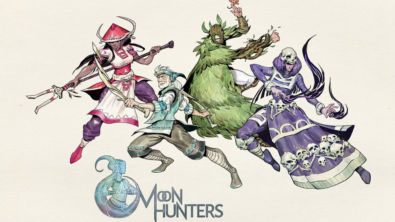 Image result for moon hunters