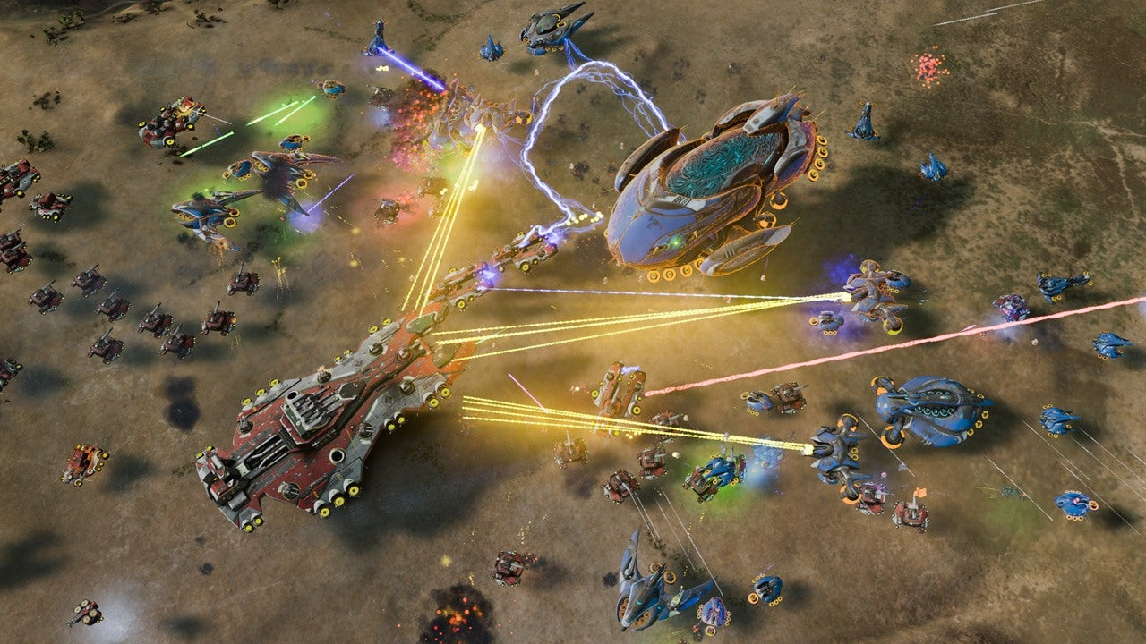 Ashes Of The Singularity Review IGN