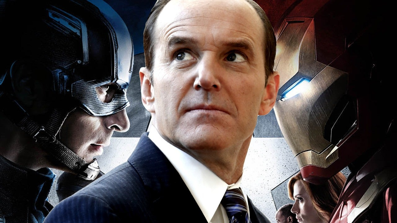 New Agents Of SHIELD Clip Shows Coulson Reacting To Civil War IGN