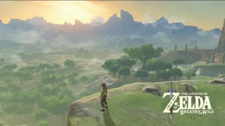 20 Minutes with The Legend of Zelda: Breath of the Wild