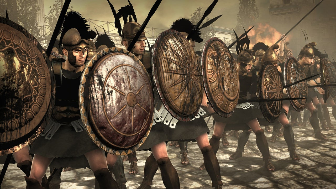 Call Of Duty Roman Wars Was Not Seriously Considered IGN