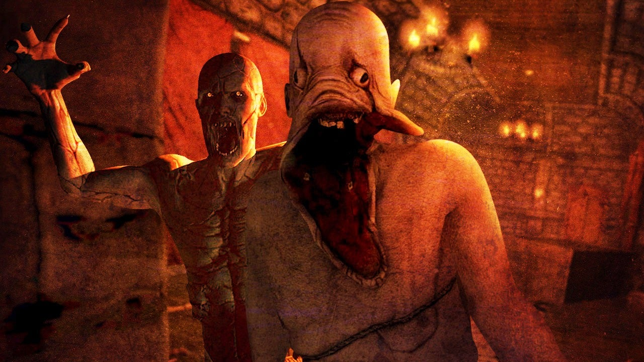 Top 10 Scariest Games  Ign