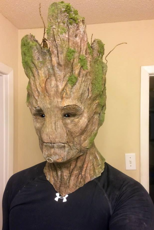 This Groot Cosplay Is So Realistic Its Almost Scary  IGN
