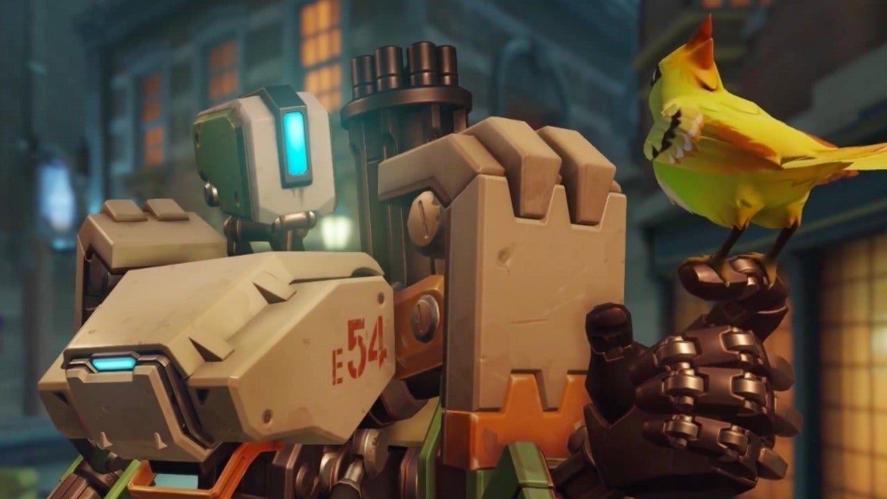 Overwatchs Bastion Is Getting Buffed IGN