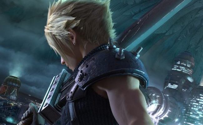 Final Fantasy Vii Remake Key Art Revealed Ign