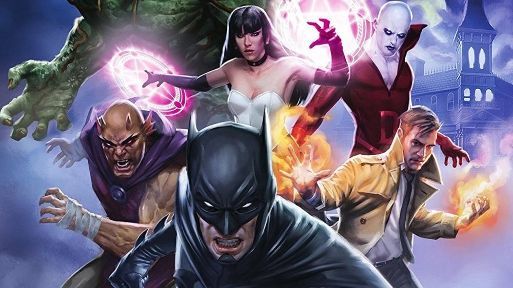 Image result for justice league dark