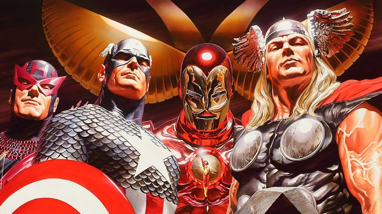 New Marvel Comic Unites Two Generations Of Heroes IGN