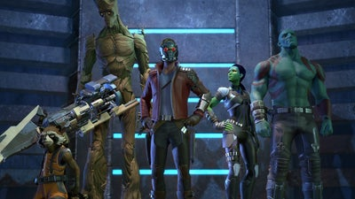Image result for telltale guardians of the galaxy